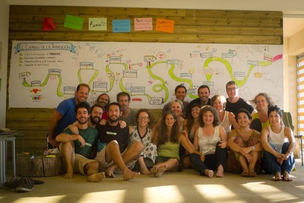 Curso INICIAR la Transición Julio 2013 Barcelona -