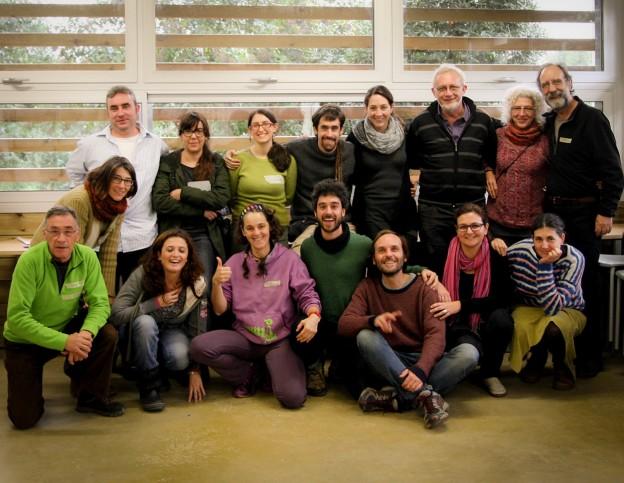 Encuentro REDTE BCN Noov 2014