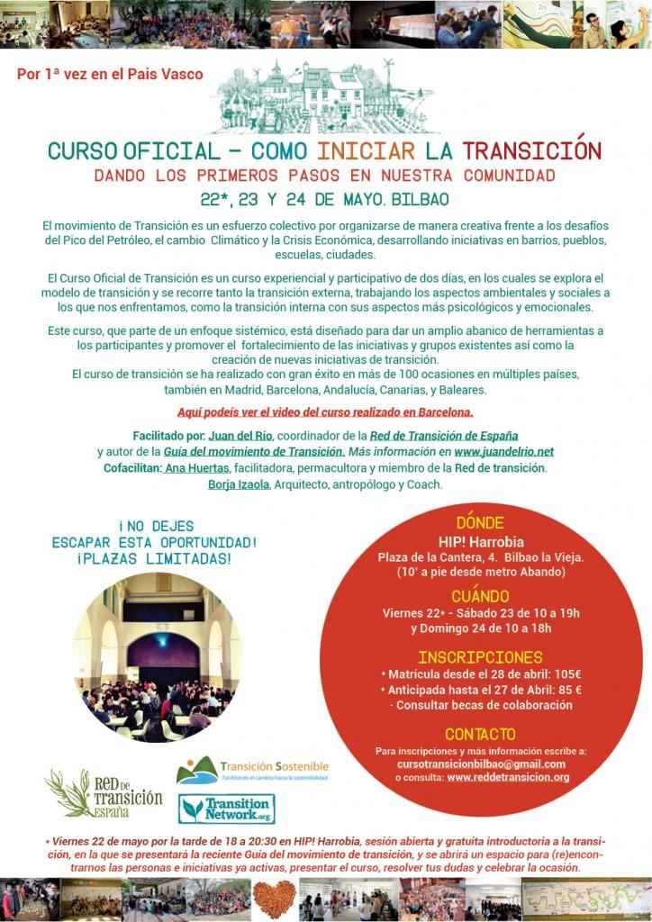 Curso oficial de Transición_Mayo2015_Bilbao