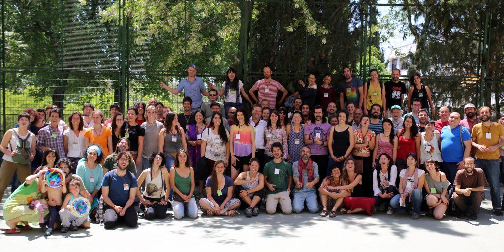 IV Encuentro de iniciativas decrecentistas y transicioneras en Granada (2015)