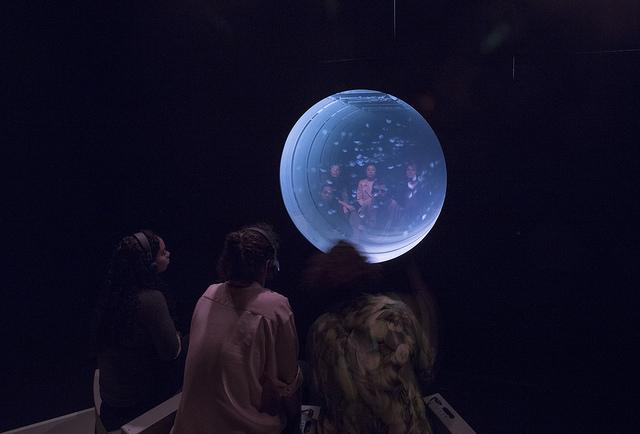 DESPUÉS DEL FIN DEL MUNDO: teatro interactivo en Todos ganan.
