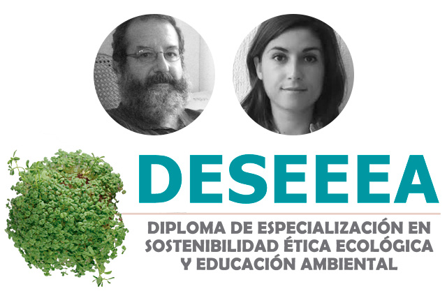 Arte y Transición. José Albelda y Nuria Sánchez. Diploma de Especialización en Sostenibilidad, Ética Ecológica y Educación Ambiental, DESEEEA.