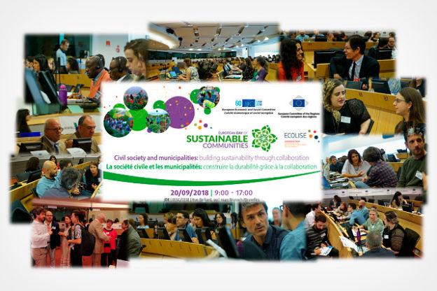 Municipios en Transición se presenta en el Día Europeo de las Comunidades Sostenibles