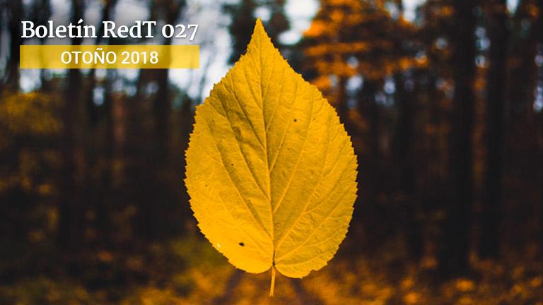 Boletín RedT Nº 027