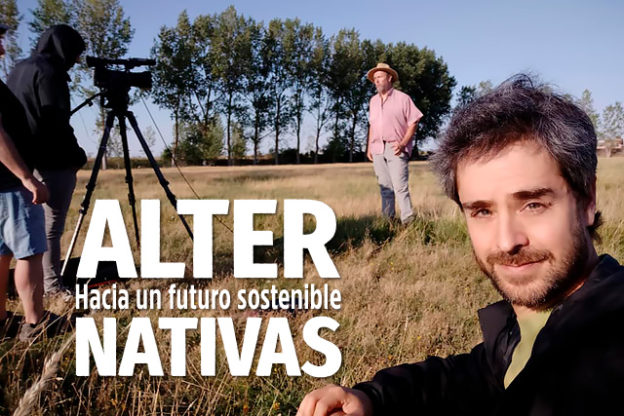 Diario de rodaje de ALTER NATIVAS