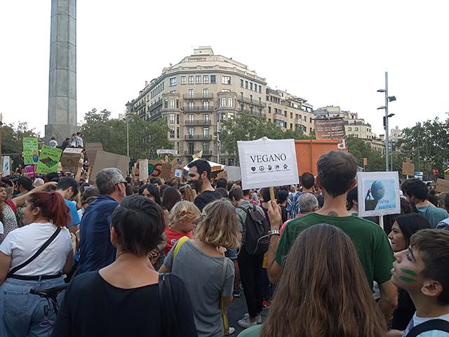 Marcha mundial por el Clima del 27 de septiembre de 2019
