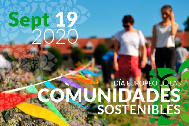 19 de Septiembre de 2020: Día Europeo de las Comunidades Sostenibles