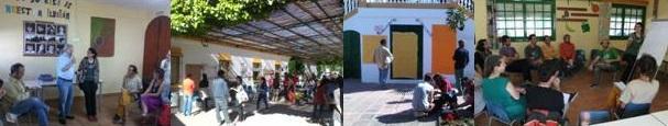 Talleres Encuentro Iniciativas de Transición Mijas 2013