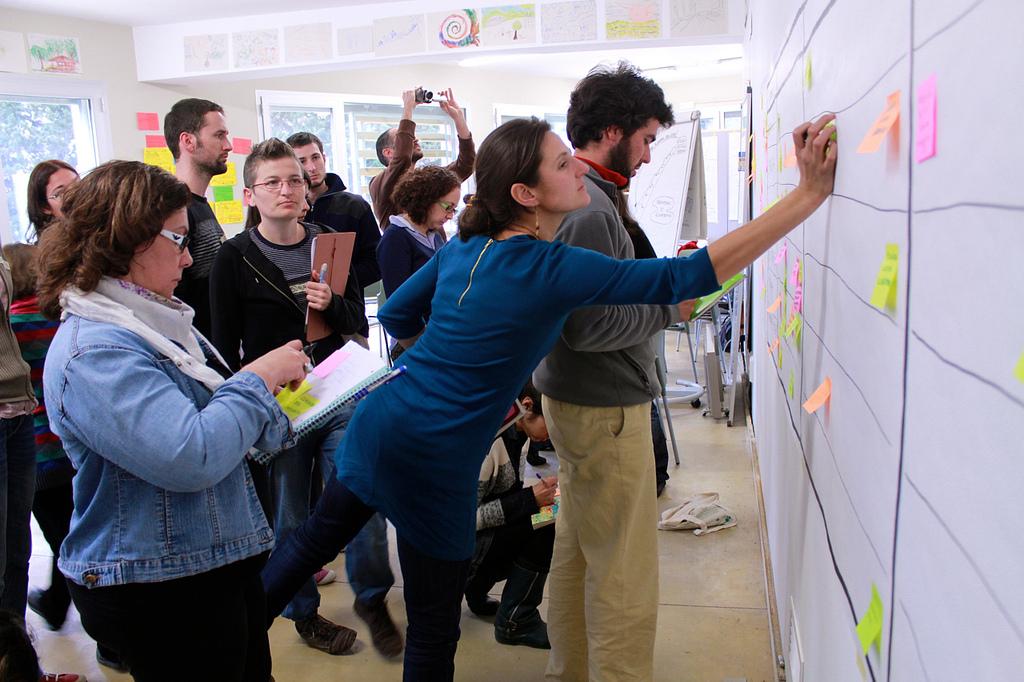 curso INICIAR la transicion Barcelona 2013 (2)