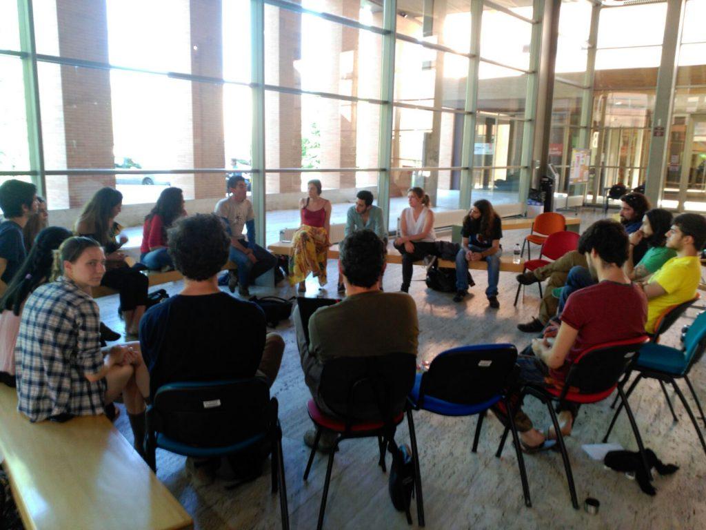 Debate Acto Final II Jornadas Decrecimiento y Transición - Rectorado Estudiantes, UCM