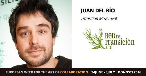 Taller y Ponencia de RedT: Juan del Río y Ana Huertas