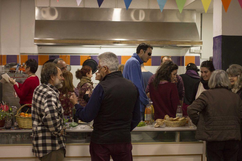 Encuentro mensual de Cocina en Transición. Foto: GET.