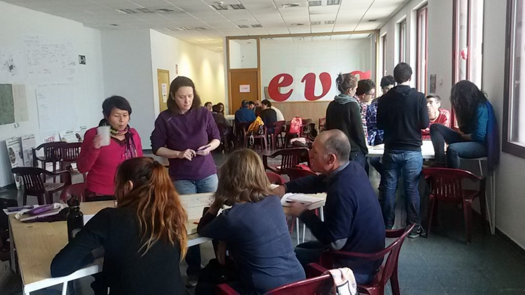 Evaluación resiliencia comunitaria 1