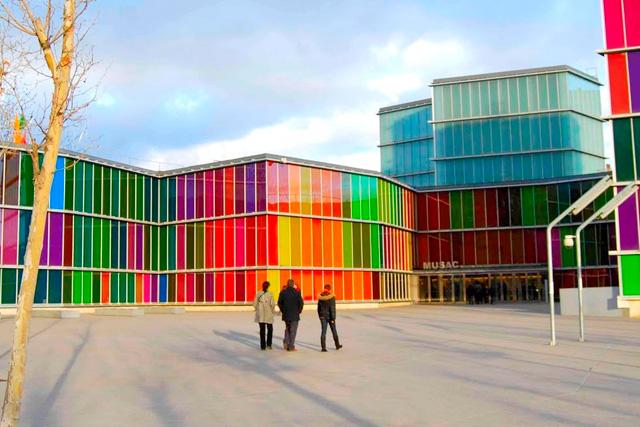 Arte y Transición: El Museo de Arte Contemporáneo de Castilla y León, MUSAC.