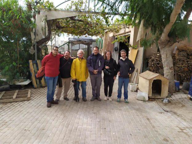 El invernadero permacultural de Jesús - Oasis en el medio del mar de plásticos