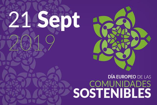 Día Europeo de las comunidades sostenibles 2019