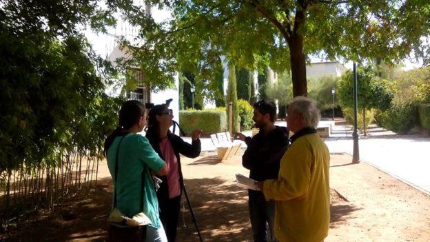 Granada en Transición