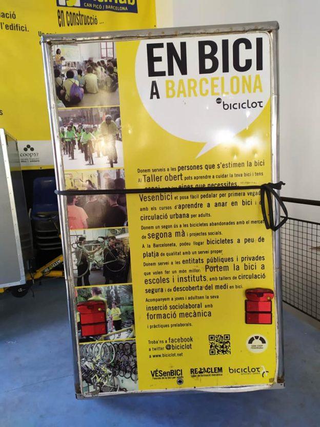 Diario de rodaje de Alter Nativas: Biciclot