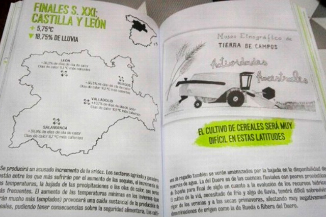 Manual de lucha contra el cambio climático: páginas.