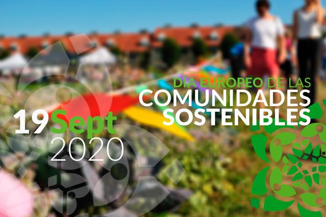 Rethinking Transition 2020, enmarcado dentro del Día Europeo de las Comunidades Sostenibles 2020.