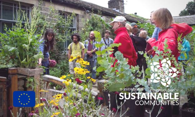 Foto día europeo comunidades sostenibles 2021